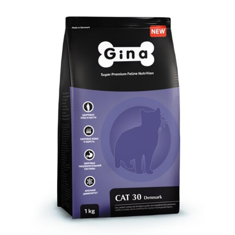 Gina Cat-30 Denmark д/к 1кг