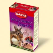 Sanal вит.д/грызунов Wild Berry Drops 45г