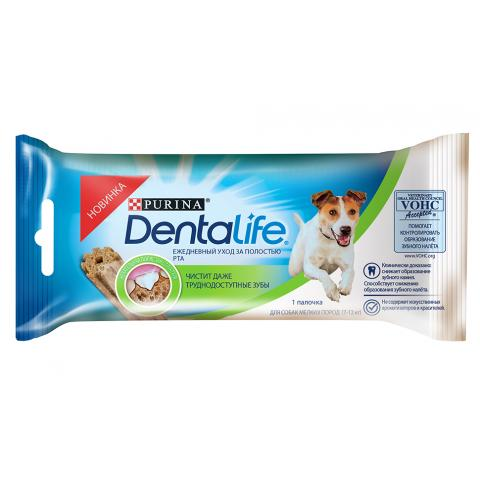 Pro Plan DentaLife Small Singl лакомство для собак мелких пород, 16,4г